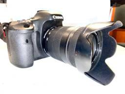 Cânon EOS 7D + Lente EFS 18-135mm