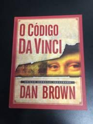 Livro O Codigo da Vinci (Ilustrado)