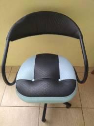 Cadeira para salão ou barbearia.