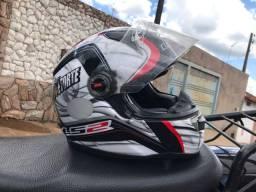 Ls2 helmets bem conservado n?60