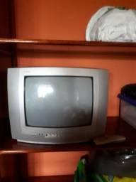 televisão usada.