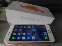 iPhone 6s plus zero impecável Rose..