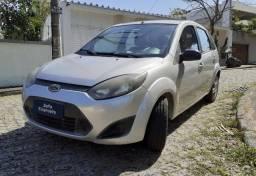 # IPVA 2021 Pago # Fiesta 1.0 Hatch Completo + GNV (troco e financio)