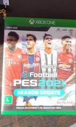 Jogo Xbox PES 21