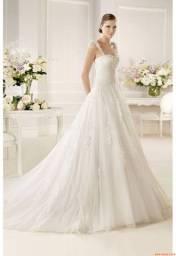 Vestido de noiva, um luxo