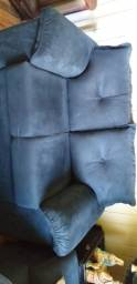 sofá pequeno
