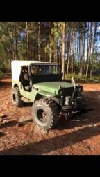 Jeep willys cj3