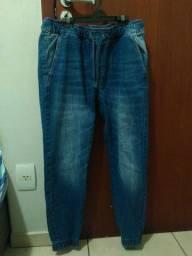 Calça de frio cor jeans