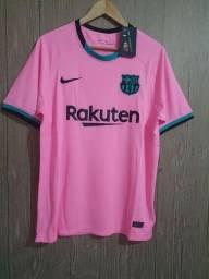 Camisa do Barcelona nova torrando!