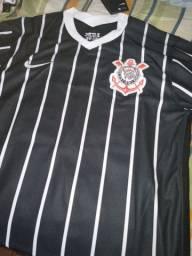Camisa Corinthians primeira lina