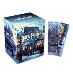 Box 7 Livros Coleção Harry Potter