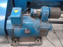 Motor corrente continua industrial 150cv