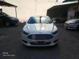 Ford fusion Titanium GTDI AWD 2014 Branco perolado