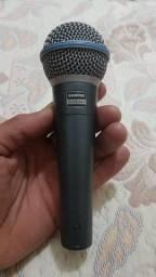 Microfone Shure Beta 58a original USA