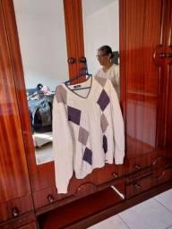 Blusa de manga comprida