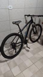 Bicicleta Garra7 Aro 29 Freio hidráulico Kit Shimano