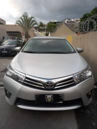 Toyota Corolla 2017 com Gnv Novissimo