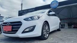Hyundai i30 2016 teto solar caramelo por dentro *