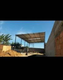 Construção de Galpão e Coberturas