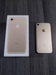 Vendo IPhone 7 impecável