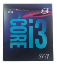 I3 8100 Processador