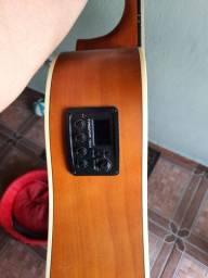 Violão elétrico Tagima top