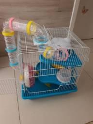 Vendo linda Gaiola Hamster