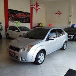 Fiesta Sedan 1.6 Class Flex Completo 2008 Impecável!