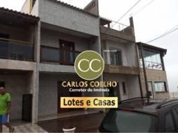 W 147 Linda Casa Triplex no Condomínio Verão Vermelho I em Unamar - Tamoios - Cabo Frio Rj