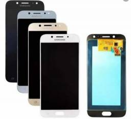 Tela Touch Lcd Display Galaxy J5 Pro J530 + Brinde Cabo