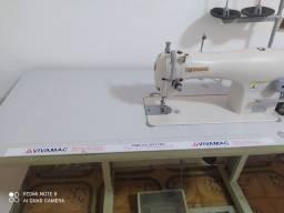 Título do anúncio: Máquina de costura industrial Singer
