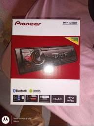 Tape Pionner Usb e Bluetooth