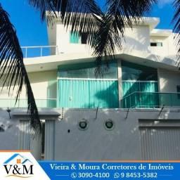 Ref. 607 - N120621 Casa 5 quartos 3 andares em Pau Amarelo lindo acabamento