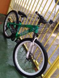 Viking + Freio Hidraulico Tudo Cm Nota Fiscal ( 1.600$ )  Aceito outra Bike + Volta ...