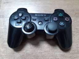 Título do anúncio: Controle De PS3 Original