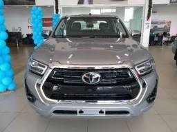 Toyota Hilux Dls Srx Aut. 0km 2021 com parcelas fixas