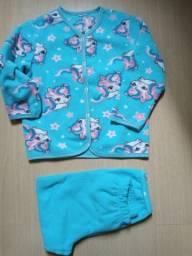 Pijamas bem quentinho