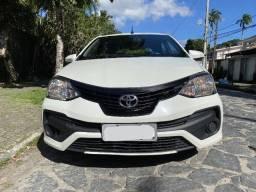 Toyota Etios X 1.3 2019 em perfeito estado
