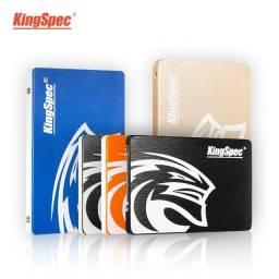 SSD sata - 512gb Kingspec - novo com garantia