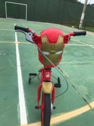 Título do anúncio: Bicicleta do homem de ferro