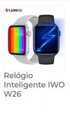 Relógio inteligente Iwo w26