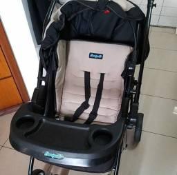 Título do anúncio: Carrinho de Bebê Burigotto AT6K usado