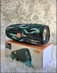Título do anúncio: Caixa de Som JBL Charge 3 Bluetooth Produto Novo camuflada
