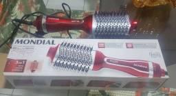 Escova Secadora Silver Red Line da Mondial