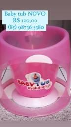 Título do anúncio: Baby tub novo