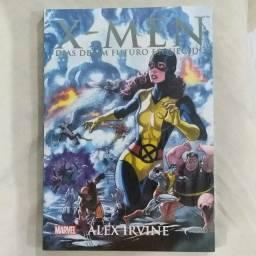 Livro X-men - Dias de um futuro esquecido - Alex Irvine (novo)