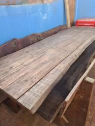 Mesa churrasco