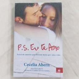 Livro P.S. Eu te amo - Cecelia Ahern