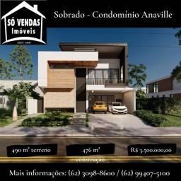 Título do anúncio: Sobrado - Condomínio Anaville