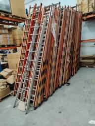 Escadas extensiva uso profissional